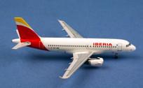 AC19258 | Aero Classics 1:400 | Airbus A319 Iberia EC-JVE
