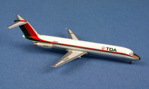 AC19274 | Aero Classics 1:400 | DC-9-40 TDA Japan Domestic JA8434