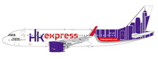 LH2112   JC Wings 1:200   Airbus A320neo Hong Kong Express B-LCO (with stand)   is due: May 2018