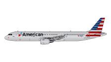 GJAAL1704 | Gemini Jets 1:400 1:400 | Airbus A321 American Airlines N187US | is due: May 2018