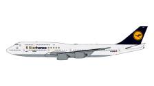 GJDLH1750 | Gemini Jets 1:400 1:400 | Boeing 747-8i Lufthansa D-ABYM '5Starhansa' | is due: May 2018