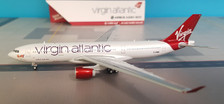 GJVIR1763 | Gemini Jets 1:400 1:400 | Airbus A330-200 Virgin Atlantic G-VMIK