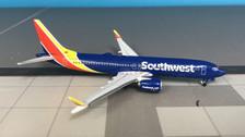 ACN8706W | Aero Classics 1:400 | Boeing 737-800MAX Southwest N8706W