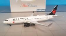 ACCFTJV | Aero Classics 1:400 | Boeing 737-800MAX Air Canada C-FTJV