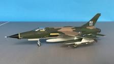 AV440027 | Miscellaneous 1:144 | F-105D Thunderchief USAF 504 RU, 355 TFW, 357 TFS, 'Memphis Belle II' (Avioni-x model)