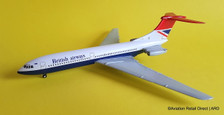 SC372 | Sky Classics 1:200 | VC-10 British Airways G-ARVK, 'Negus'