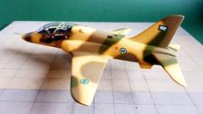 DM084 | Desktop Models 1:50 | BAE Hawk Royal Saudi Air Force [ex-display] [-]