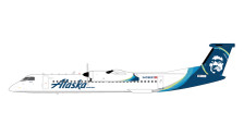 G2ASA729 | Gemini200 1:200 | Dash 8 Q400 Alaska Horizon N438QX | is due: July 2018