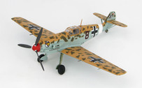 HA8703 | Hobby Master Military 1:48 | Bf 109E-7/Trop Luftwaffe 'Black 8', 2./JG 27, April 1941