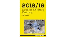 EAFD1819 | Mach III Publishing Books | European Air Forces Directory 2018/19 - Ian Carroll
