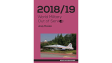 WMOOS1819 | Mach III Publishing Books | World Military Out of Service 2018/19 - Andy Marden