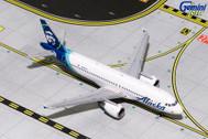 GJASA1774 | Gemini Jets 1:400 1:400 | Airbus A320-214 Alaska Airlines N625VA | is due: August 2018