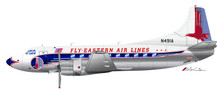 WM064 | Western Models UK 1:200 | N491A Martin 404 Fly Eastern Airlines | is due: September 2018