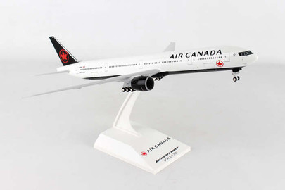 skr955 - skymarks models 1:200 - boeing 777-300 air canada (with