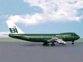 JX059 Boeing 747-100 Braniff International 'Green'