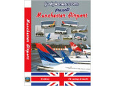 MAN1 Just Planes DVD Manchester Airport 180 Minutes