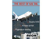 W037 | Avion DVD | The Best of Kai Tak 150 Minutes, Double Sided DVD