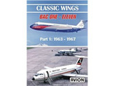 W059 | Avion DVD | Classic Wings BAC One-Eleven Part 1: 1963-1967 60 minutes