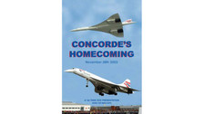 1ST-03269 | 1st Take DVD | Concorde's Homecoming - November 26th 2003 (80 minutes)