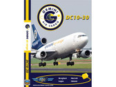 GAC World Air Routes (Just Planes) DVD Gemini Air Cargo DC10-30 186 Minutes