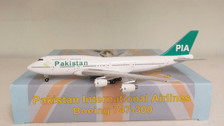 SOV001 | Sovereign 1:400 | Boeing 747-300 PIA Pakistan AP-BFV | =SALE ITEM!= | 50% OFF