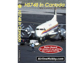 APS12 Airline Hobby DVD HS748 in Canada 86 Minutes