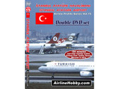 APS15 Airline Hobby DVD Istanbul Ataturk International Airport 184 Minutes (Double DVD Set)