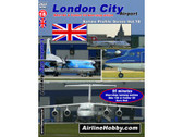 APS18 Airline Hobby DVD London City Airport, BAe146 & Fokker 50 95 Minutes
