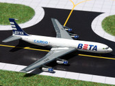 GSBET024 | Gemini Jets 1:400 | Boeing 707-300 BETA Cargo PP-BRG