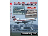 APS11 Airline Hobby DVD Cantonese Delicacies, Guangzhou & Hong Kong Kai Tak 120 Minutes