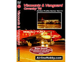 APS13 Airline Hobby DVD Vickers Viscounts & Vanguard, Coventry 96 116 Minutes
