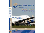 ABD3 World Air Routes (Just Planes) DVD Air Atlanta Icelandic (Cargolux) 747-400 186 Minutes