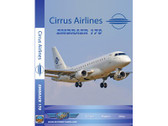 RUS2 World Air Routes (Just Planes) DVD Cirrus Airlines Embraer 170 120 Minutes