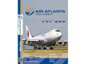ABD4 World Air Routes (Just Planes) DVD Air Atlanta Icelandic (MASKargo) 747-200 241 Minutes