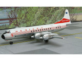 ACN7140C | Aero Classics 1:400 | L-188C Electra Western Airlines N7140C (Indianhead livery)
