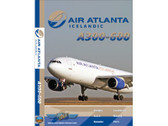 ABD5 World Air Routes (Just Planes) DVD Air Atlanta Icelandic (Air France) A300-600 186 Minutes