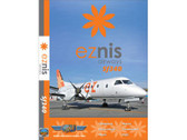 EZA1 | World Air Routes (Just Planes) DVD | Eznis Airways Sf340 120 Minutes