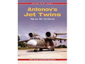 9781857801996 Midland Publishing Antonov's Jet Twins - The An-72/-74 Family: Red Star Volume 21 Yefim Gordon and Dimitriy Komissarov