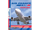 AFR1 | World Air Routes (Just Planes) DVD | Air France A330-200 92 Minutes