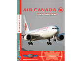 ACA1 World Air Routes (Just Planes) DVD Air Canada 767-300ER 182 Minutes