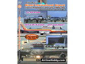 APS36 Airline Hobby DVD Eddy Gual - Miami International Airport Classic Propliners and Classic Jets 1980s-90s<br>116 Minutes