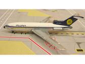 ACPUA052 | Aero Classics 1:400 | Boeing 727-100 Pluna CX-BKA (Lufthansa hybrid)