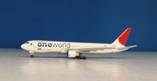 IF5763020 Boeing 767-300 JAL 'oneworld' JA604J