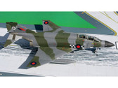 GARAF4004 | Gemini Aces 1:72 | F-4K Phantom FG.1 XV567, Royal Air Force, 43 Sqn, RAF Leuchars