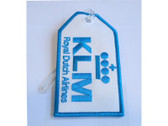TAG120 | Bag Tags | Luggage Tag - KLM Royal Dutch Airlines