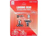 HG5217A Hogan Wings 1:200 Boeing 777 Wheels Replacement Landing Gear (plastic tyres)