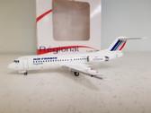 JC2096 | JC Wings 1:200 | Fokker 70 Air France Regional F-GLIT