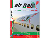 AEY1 World Air Routes (Just Planes) DVD Air Italy 737-700, 757-200, 767-200 240 Minutes