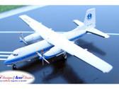 AC4XAHS | Aero Classics 1:400 | HP Dart Herald Arkia 4X-AHS (old colours)