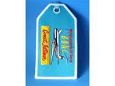 TAG229 Bag Tags Luggage Tag BOAC Retro